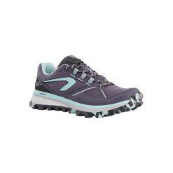 03236b84c4a32e Buty do biegania w terenie KIPRUN MT damskie. Fioletowe buty do biegania  KALENJI, bez
