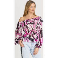 Włoskie bluzki damskie Bluzki Kolekcja jesień 2019