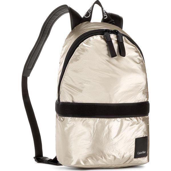 5d16608e92ad1 Plecak CALVIN KLEIN BLACK LABEL - Fluid Backpack Metal K60K604038 ...