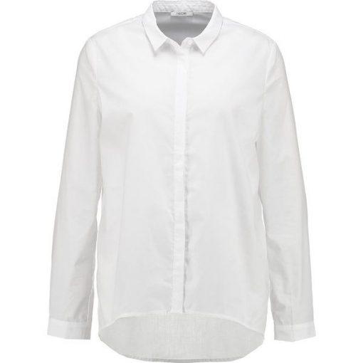 7a2b249cea9ae KIOMI TALL Koszula white - Białe koszule marki KIOMI TALL, z bawełny ...