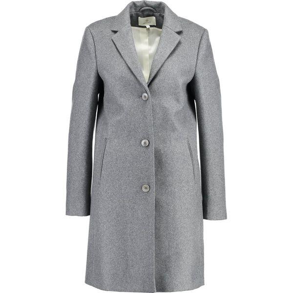 040e16dd2fef GANT Płaszcz wełniany  Płaszcz klasyczny grey melange - Płaszcze ...