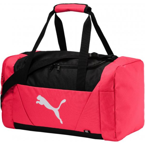 tak tanio nowe niższe ceny przed Sprzedaż Puma Torba Sportowa Fundamentals Sports Bag S Paradise Pink