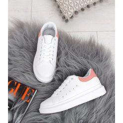 Buty sportowe damskie NM CC 2 Biało Czerwone
