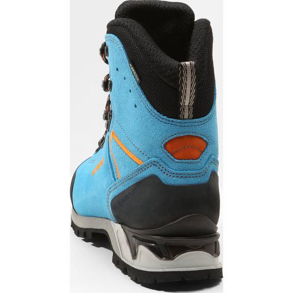 2eb07bef9 Lowa PREDAZZO GTX Obuwie górskie türkis/orange - Niebieskie buty ...