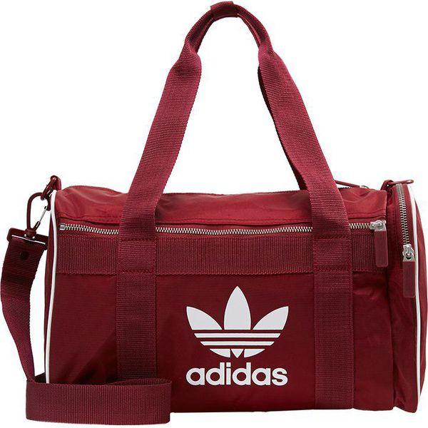 f5ad9064032b4 adidas Originals DUFFLE Torba sportowa bordeaux - Czerwone torby ...