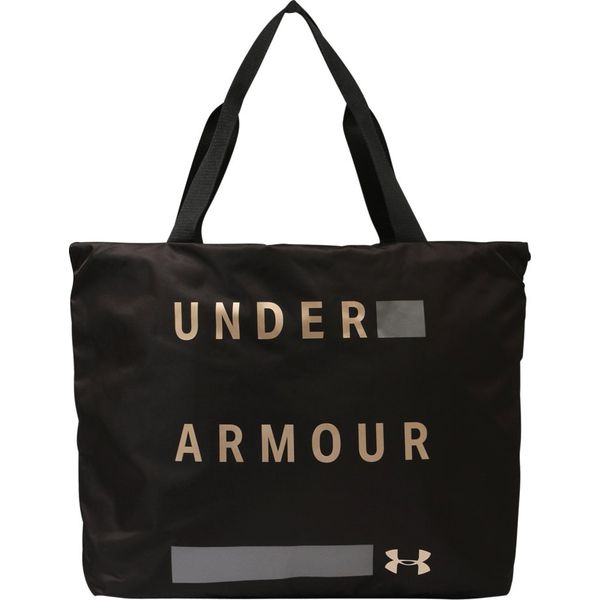e576d6ad1044d Under Armour FAVORITE GRAPHIC TOTE Torba sportowa black - Czarne ...