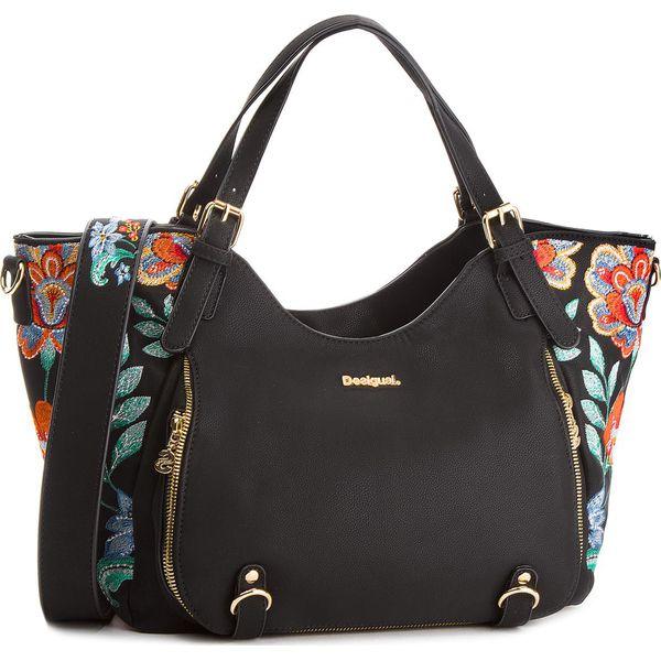 efd9f42cbade9 Torebka DESIGUAL - 18WAXP06 2000 - Shopper bag marki Desigual. W ...