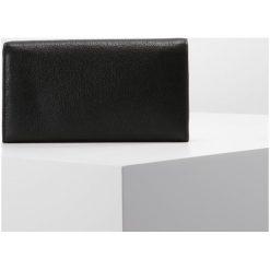 6590bbe8a5dcb Fossil EMMA Portfel black - Czarne portfele marki Fossil. W ...