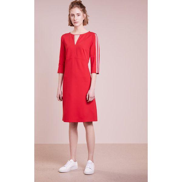 2f89dbcb5c Bogner KAJA Sukienka letnia coral - Czerwone sukienki marki Bogner ...