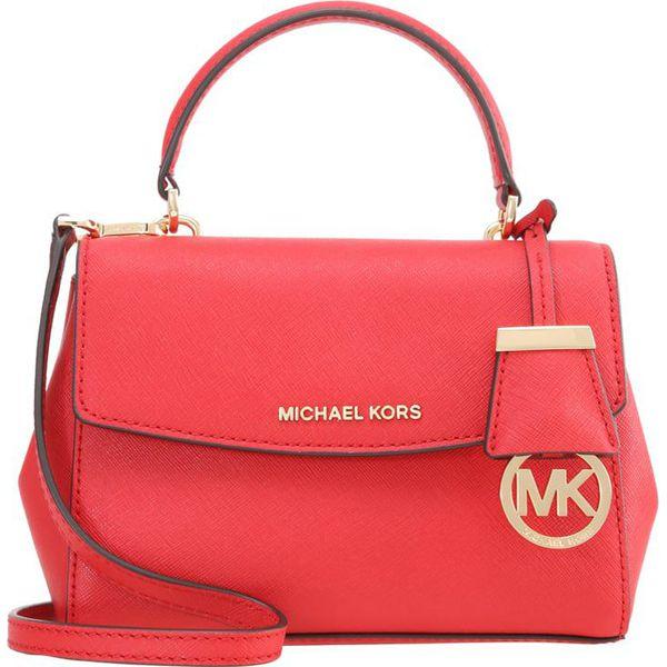 c01067a79e8ff MICHAEL Michael Kors AVA CROSSBODY Torebka red - Czerwone torebki ...