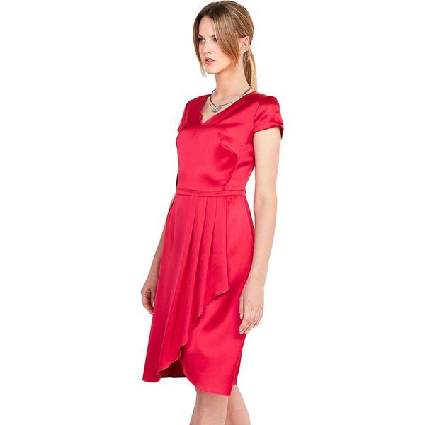 fdd69a04c2 Sukienka w kolorze czerwonym - Czerwone sukienki marki Patrizia ...