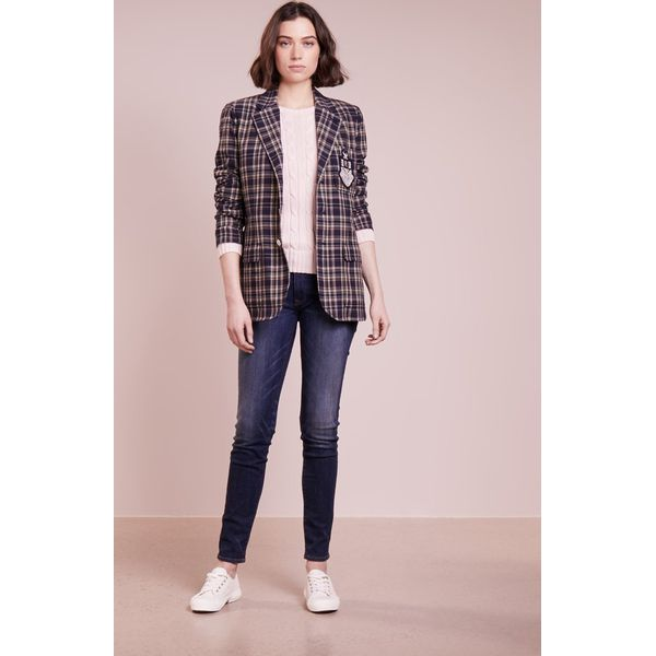 41f84220e Polo Ralph Lauren JULIANNA Sweter pale pink - Swetry marki Polo ...