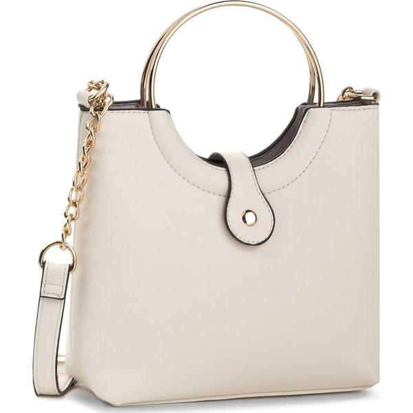237132824b040 Torebka JENNY FAIRY - RC13255 Biały - Białe torebki klasyczne marki ...