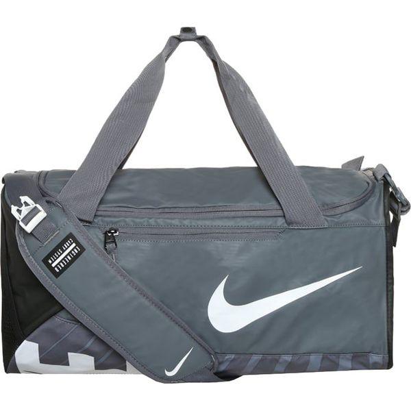 7a1b779df9932 Nike Performance NEW DUFFEL SMALL Torba sportowa flint grey black ...