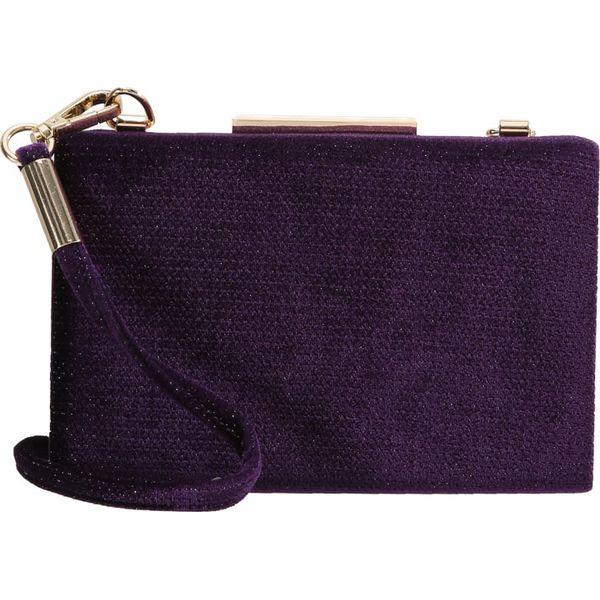 d40aee2597d9f Dorothy Perkins Kopertówka purple - Fioletowe kopertówki marki ...