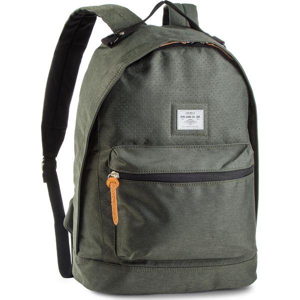b7bb1331ae778 Plecak PEPE JEANS - Ledbury Backpack PM030518 Richmond Green 681 ...