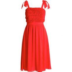 5e832b6cab Sukienki  Lost Ink GEORGETTE Sukienka letnia red
