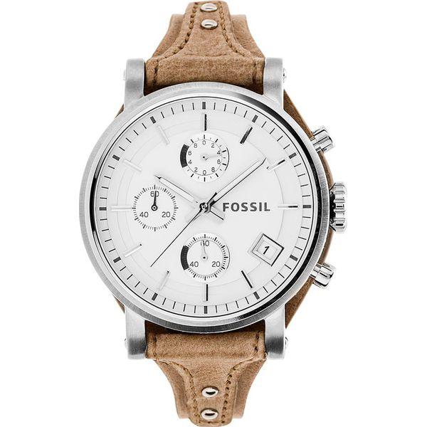 Fossil Original Boyfriend Zegarek Chronograficzny Hellbraun