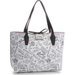 e5bf404c1da1e Wyprzedaż - shopper bag marki Guess - Kolekcja wiosna 2019 - Moda w ...
