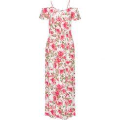 ce62dd1d2c Sukienka letnia długa w kwiaty - Sukienki - Kolekcja wiosna 2019 ...
