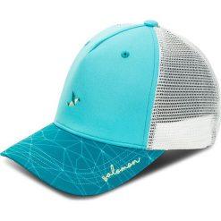 Czapka z daszkiem SALOMON - Mantra Logo Cap W 400469 08 G0 Blue Curacao.  Niebieskie 5dd3b56c4b02