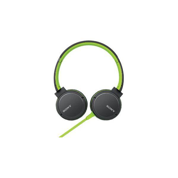Zestaw słuchawkowy SONY MDR ZX660AP Zielony