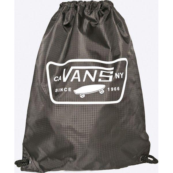 5cdc0858a93b7 Vans - Plecak - Szare plecaki marki Vans, z poliesteru. W wyprzedaży ...