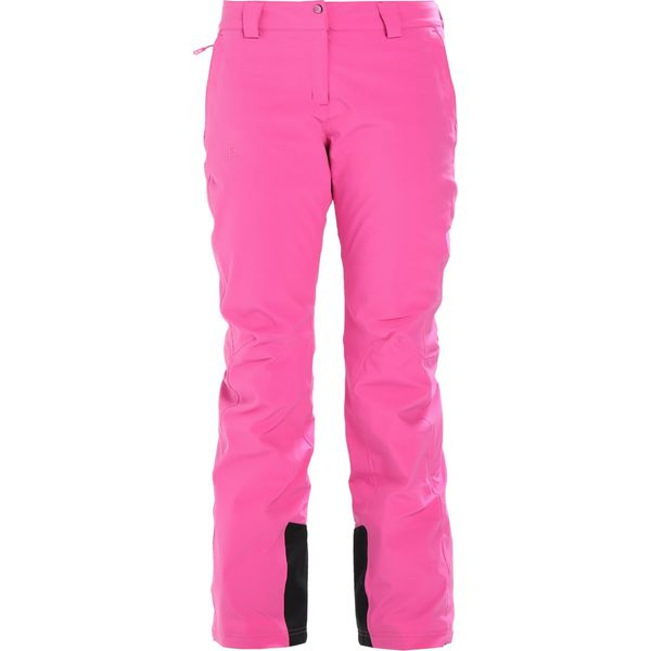 5939969ef63e9b Salomon ICEMANIA Spodnie narciarskie rose v - Spodnie narciarskie ...