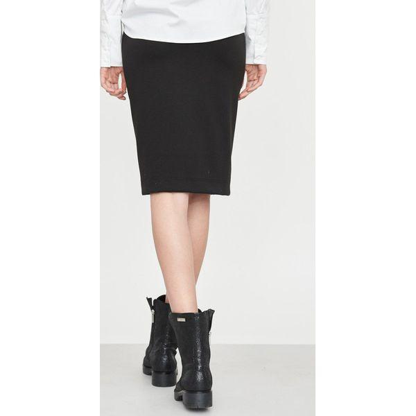 fa80e65ad0 Simple - Spódnica - Szare spódnice marki Simple