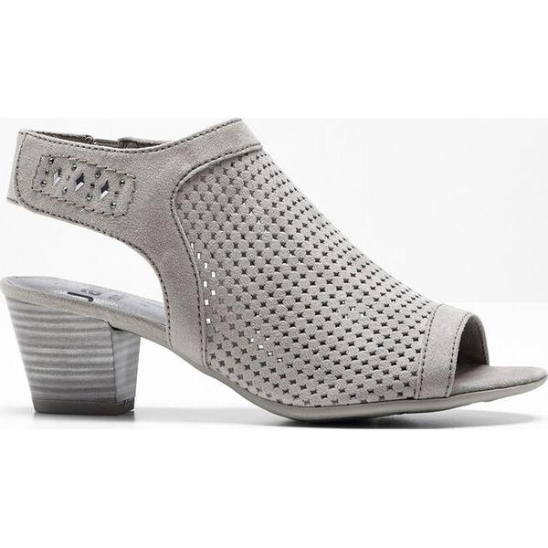 ba5d8491 Wygodne sandały Jana bonprix brunatny - Sandały marki bonprix. Za ...