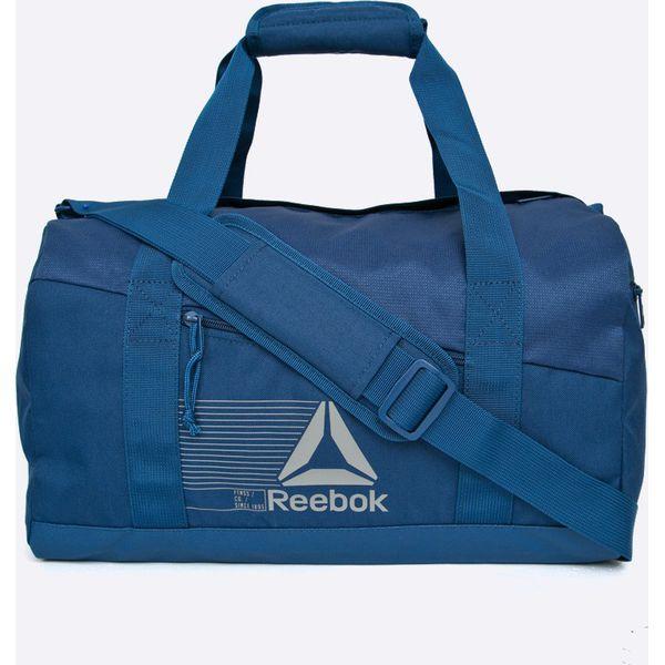 dea307aefb3ca Reebok - Torba - Niebieskie torby sportowe marki Reebok