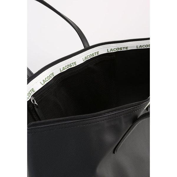 4fc7b3ef561b9 Lacoste Torba na zakupy black - Moda w Women s Health