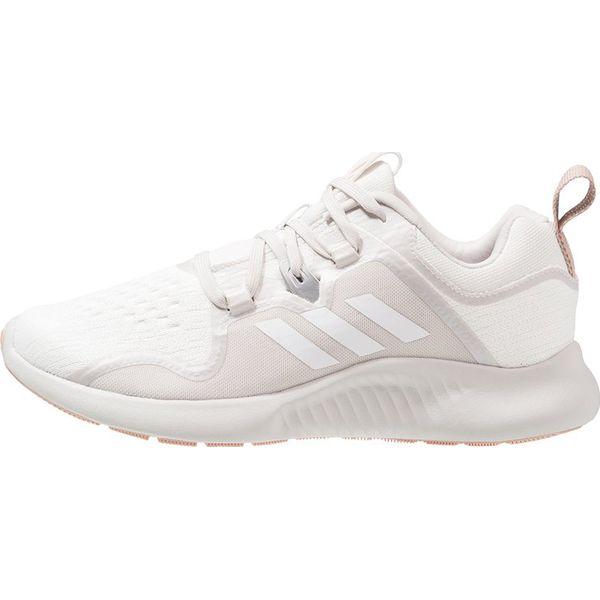adidas Performance EDGEBOUNCE Obuwie do biegania treningowe footwear whitegrey oneash pearl