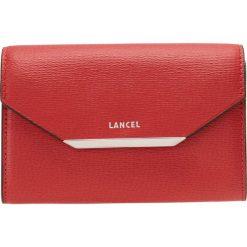 2107eab7a57a04 Lancel ENBELOPP CONTINENTAL Portfel red lancel. Portfele marki Lancel. Za  819.00 zł.
